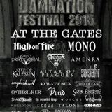 SONIC BANDWAGON ON PURE 107.8FM - THE 88TH ONE INCLUDING DAMNATION FESTIVAL PREVIEW