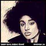 DEEP SOUL RADIO SHOW – EPISODE 34