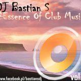 DJ Bastian S - The Essence of Club Music vol.1 (14.03.2015)