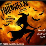 Halloween Indies with Angel on Belter Radio 31.10.16