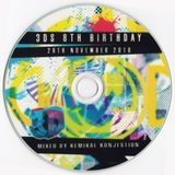 3D 8th Birthday - KEMIKAL KONJESTION (PROMO CD)