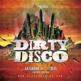 J-CHA's Official Dirty Disco MIni MIx
