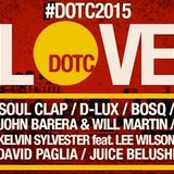 DOTC 2015 Soul Clap Edition Warmup Mix