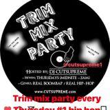 trim mix party sept 22 2018