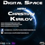 Digital Space Episode 041 with Christian Kirilov