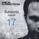 Subsonic podcast - 017