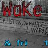 """WaKe Up"" (22/02/13) anarchocelt"