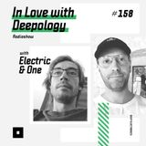 In Love with Deepology radio show #158