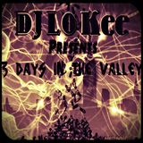 DJ LO KEE PRESENTS - 3 days in the valley