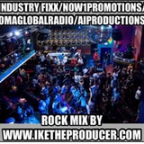 Rock and Roll Mixed by DJ iKe The Producer