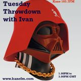 Tuesday Throwdown Show Kane FM 103.7 - Old School Special.