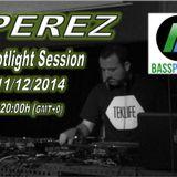 Perez - Spotlight Session - 11.12.14