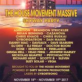 The House Movement Massive - Skyway Party