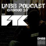 DNBBCast - 10 feat. BTK