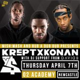 Krept&Konan Ft. Ty Dolla $ign [Concert Promo Mix]
