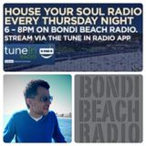 HYS Show on Bondi Beach Radio with Karl Prinzen 21.7.16