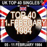 UK TOP 40 05-11 FEBRUARY 1984