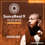 Mix #8 in the Suncebeat Musical Heroes series - Osunlade, April 2018