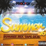 DJ Prodigy Summer 16 Mixtape