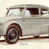 Na první dobrou - Hans Ledvinka a VW Brouk - 15/3/18