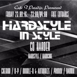 DJ U-P @ Hardstyle in Style - Go harder 2016-09-23