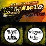 Guest Mix Barcelona es Drum&Bass Radio Shitbeats Recordings (España)