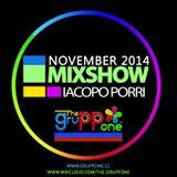Mixshow Iacopo Porri November 2014