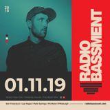 Bassment Radio - Dj Spryte 01/11/19