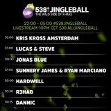 Sunnery James & Ryan Marciano - Live @ 538 Jingle Ball, Ziggo Dome (Amsterdam) - 17.12.2016