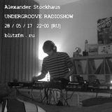 Alexander Stockhaus - UNDERGROOVE Radioshow by Alexey DIICH 280517