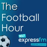 The Football Hour: Monday 9th November 2015