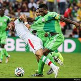 Live report Football match between Iran -Nigeria in World Cup 2014 in Brazil