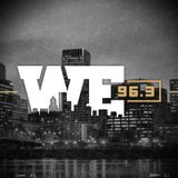 DJ FATFINGAZ FEB 24TH, 2018 DEBUT ON WE 96.3 FM PDX (PORTLAND, OR) SAT NITE 12AM TO 2 AM PART 2