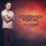 Coldsounds Podcast 011 incl. Gvozdini Guest Mix (28.10.2015)