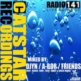 CATSTAR RECORDINGS RADIO SHOW 141