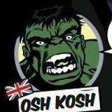 Dj Osh-Kosh - Mash The Fuck Up Heavy Weight Promo Mix 2015