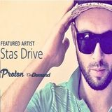 Stas Drive - Featured Artist (Proton Radio) SBD-11-05-2014