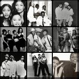 THROWBACK PLAYLISTE 90's BLACK GIRLPOWER By Edou