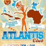 ATLANTIS Club - Zouk History promo mix 1990 =>200o