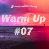 Warm Up #07 - Deep House Mini Mix (Live)