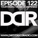 Dirty Disco Radio 122, Mixed & Hosted By Kono Vidovic