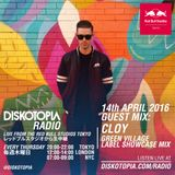Diskotopia Radio 14th April w/ Cloy