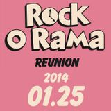 Rock-O-Rama Reunion Recorded Live file.02 DJ Taro