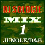 DJ SOLDGIE 'MIX1' JUNGLE/D&B