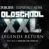 Dj Djuke Live @ Oldschool XXL 2015 - Eissporthalle Aachen