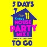 House Party Mix 1 - DJ's Loflo & K Dee (Old & New School)