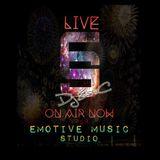 Dj EssC Live from Emotive Music Studios (Electrohouse_EDM)