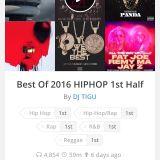 Best Of 2016 HIPHOP 1st Half