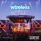#MixMondays WIRELESS MIX 2016 @DJARVEE