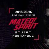 PushPull - Gold Club Warm Up (18.03.16)